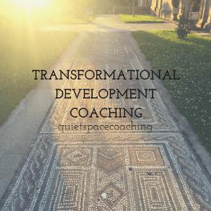 Transformational development coaching logo - 300px x 300px